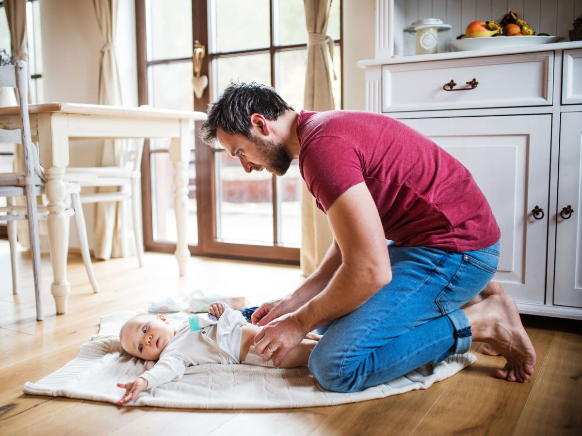 Paternity in Las Vegas Divorce