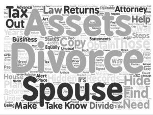divorce lawyers community property