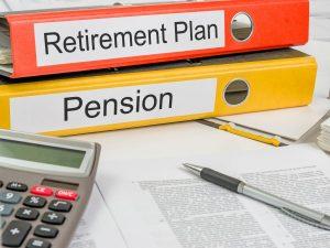 pensions and divorce in las vegas