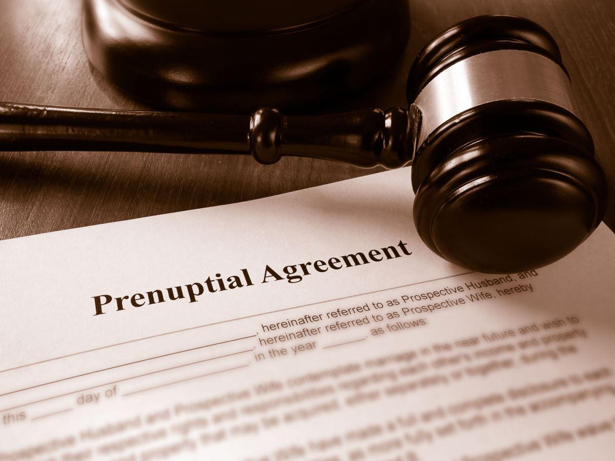 prenuptial agreements las vegas